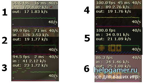 Ниже набор из 6-ти скриншотов + описание к ним